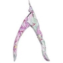 Slika izdelka Klešče za umetne konice flower design z ovalnim rezilom