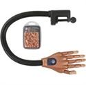 Slika izdelka Nail trainer roka za učenje + 100 kom nohtnih plošč