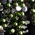 Slika izdelka Kamenčki round olive small 100 kom
