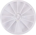 Slika izdelka Prozorno kolo za kamenčke z 12 predlački