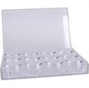 Slika izdelka Škatlica z dvanajstimi posodicami za kristalčke