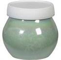 Slika izdelka Keramična posodica s plastičnim pokrovom za akrilno tekočino