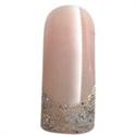Slika izdelka Gel lak glamour french silver 15 ml