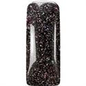 Slika izdelka Gel lak Glitter black 15 ml