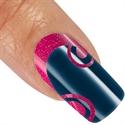Slika izdelka Nalepke circle pink