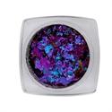 Slika izdelka Bleščice chameleon flakes purple