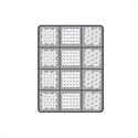 Slika izdelka Air nails šablone Babylon kolekcija