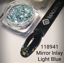 Slika izdelka Inlay mirror light blue